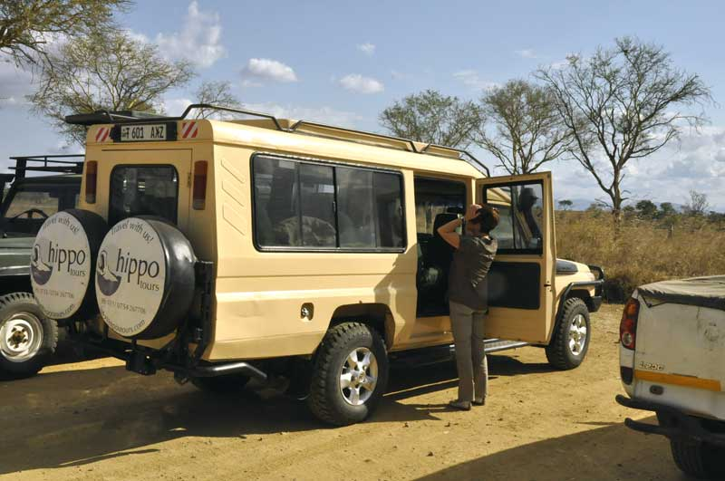Hippo Tours and Safari Cars