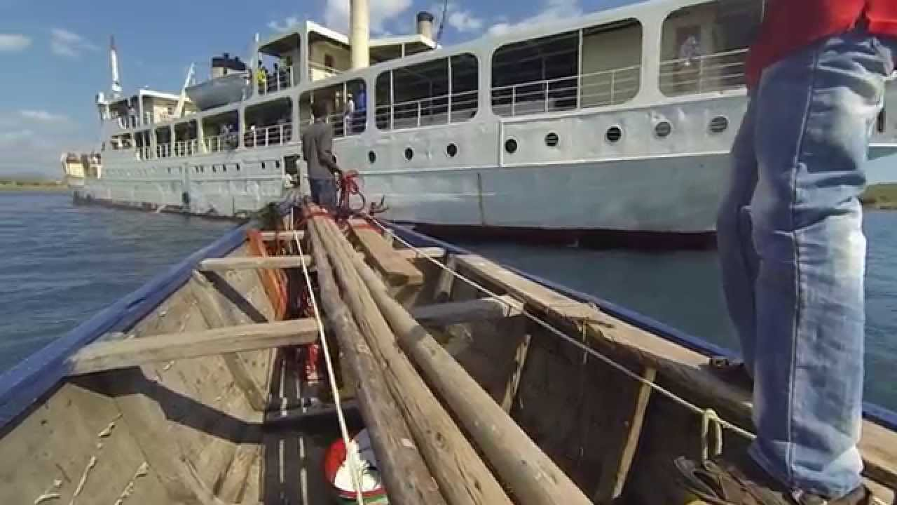 Lake Tanganyika MV Liemba